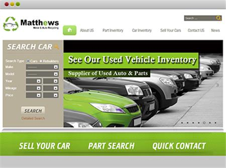 Mathews Auto Recycling